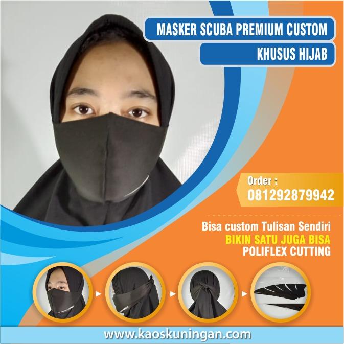 Masker Scuba Harga Termurah (Bisa Custom) WA 081292879942