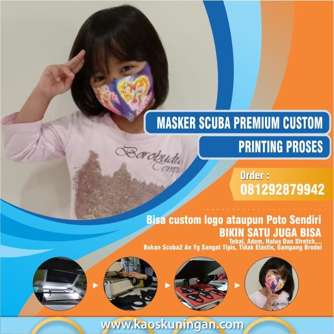 Masker Scuba Harga Termurah Spesial Hijabers IWA 081292879942