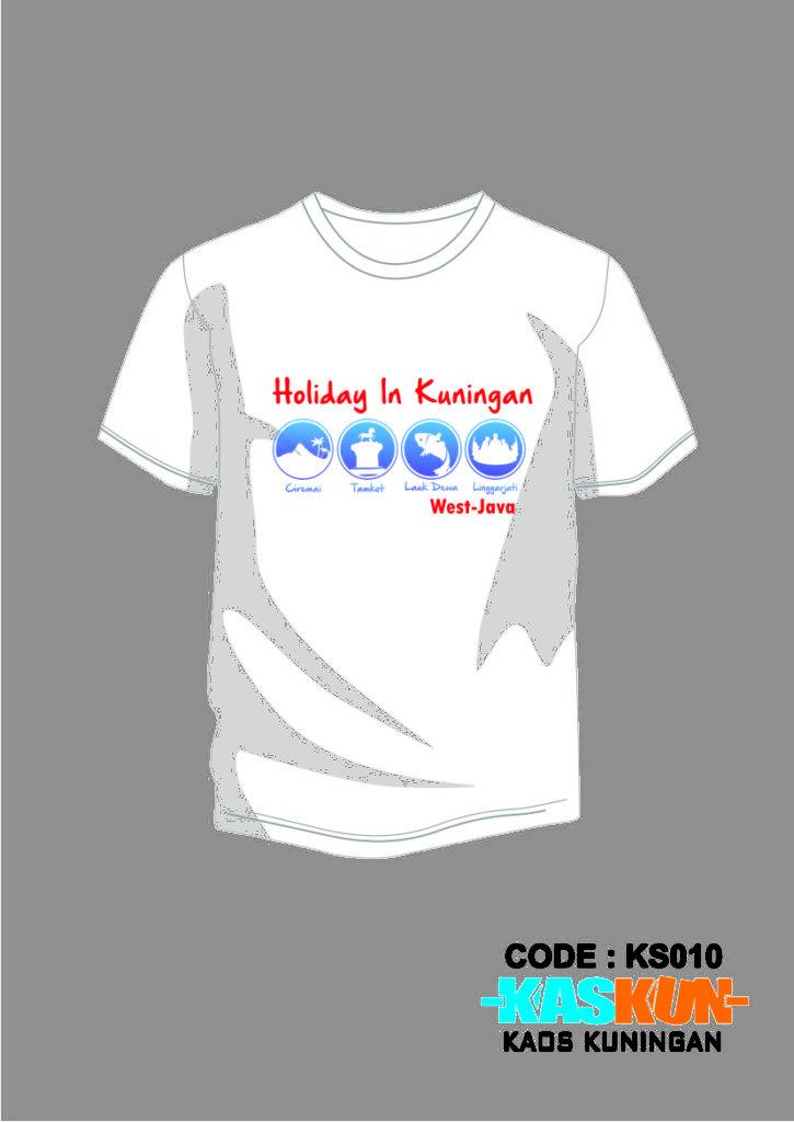 Pusat Oleh-oleh Kaos Kuningan Termurah di Kuningan, Jawa Barat