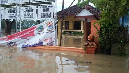 Peduli Banjir Ciledug Cirebon Bersama DT Peduli Cirebon