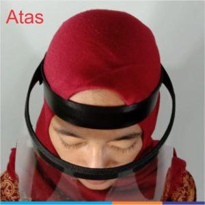 Jual Face shield Kuningan Jawa Barat WA 081221309937